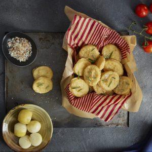 Plain Baby Potato Cakes