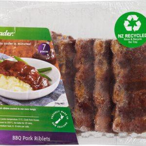 BBQ Pork Riblets 1.5kg