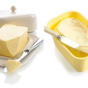 Margarine & Butter