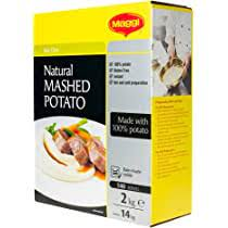 Natural Mashed Potato 2 kg