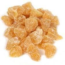 Crystallised Ginger